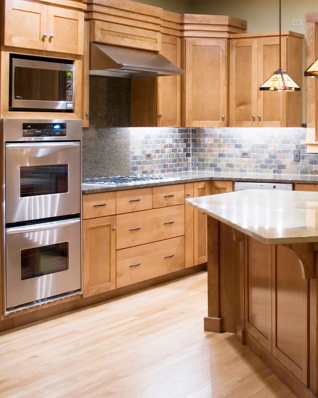 Affordable Kitchen Cabinet Updates: BJ's Home Improvement